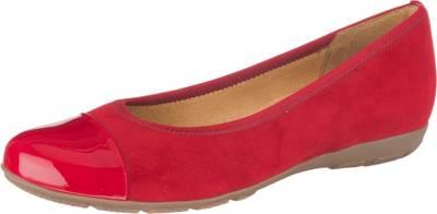 Rote Ballerinas günstig kaufen   mirapodo