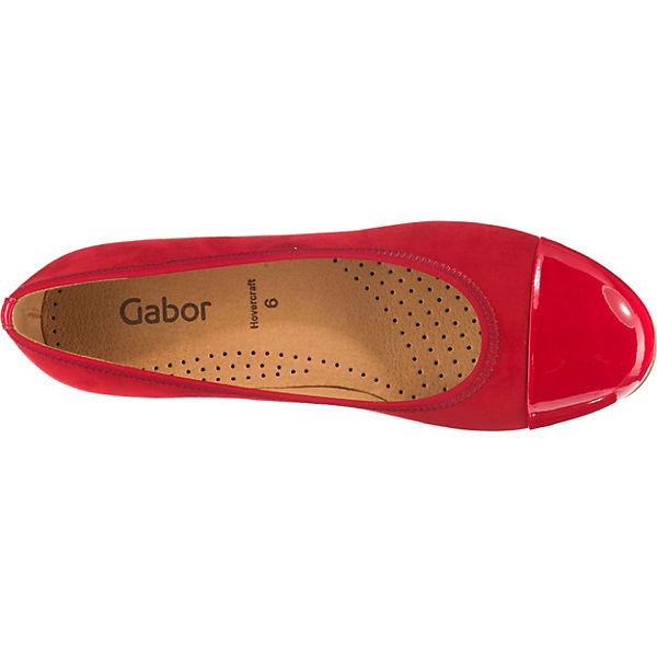 Gabor Ballerinas Gabor Rot Ballerinas Gabor Rot Klassische Gabor Klassische Ballerinas Klassische Klassische Rot 5j4ARL