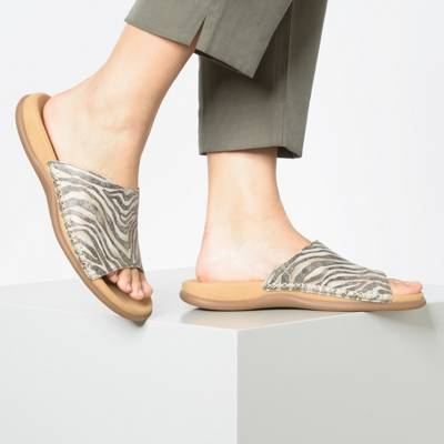 Fabrikverkauf Gabor Rosa Keil Pantolette Damen Schuhe