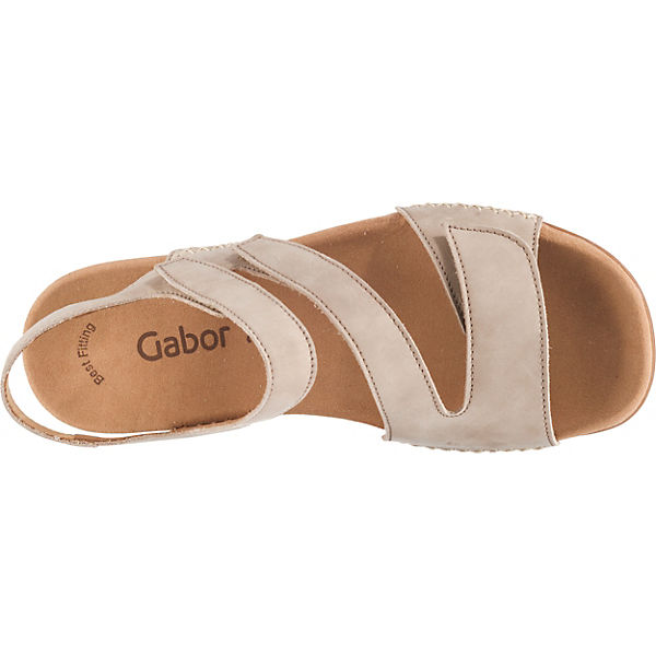 Gabor Gabor Gabor Gabor Klassische Sandalen Klassische Beige Sandalen Beige Sandalen Klassische Beige 80FxqE8