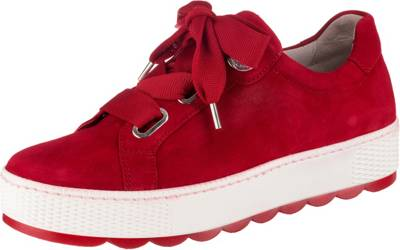 Gabor, Sneakers Low, rot