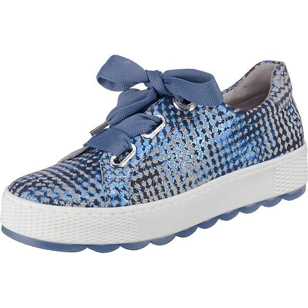 best service 79285 dccdf Gabor, Sneakers Low, blau