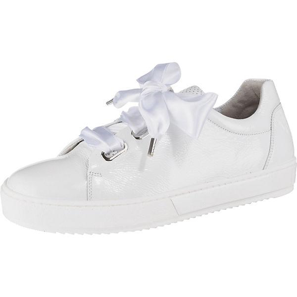 Erstaunlicher Preis Gabor Sneakers Low weiß