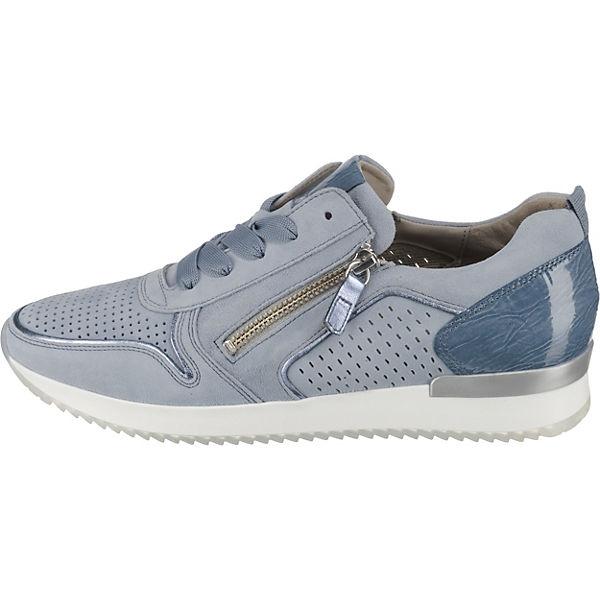 Sneakers Low Blau Blau Blau Gabor Sneakers Sneakers Gabor Gabor Low Low gyIb76mYfv