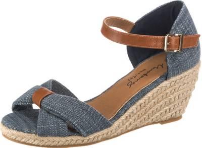 Blaue Günstig Sandaletten Online Online Blaue Sandaletten KaufenMirapodo Günstig 43jALSRc5q