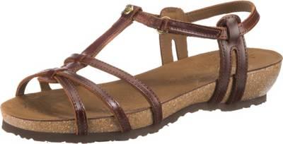 Panama Jack Julia Clay B1 Damen klassische Sandale Braun