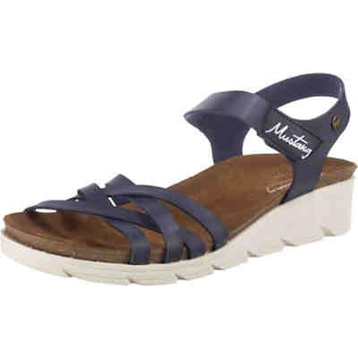 sports shoes 2fd4c c1126 MUSTANG Sandaletten für Damen günstig kaufen | mirapodo