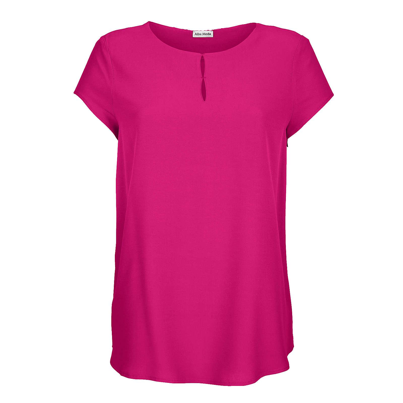 Alba Moda Bluse pink Damen Gr. 38