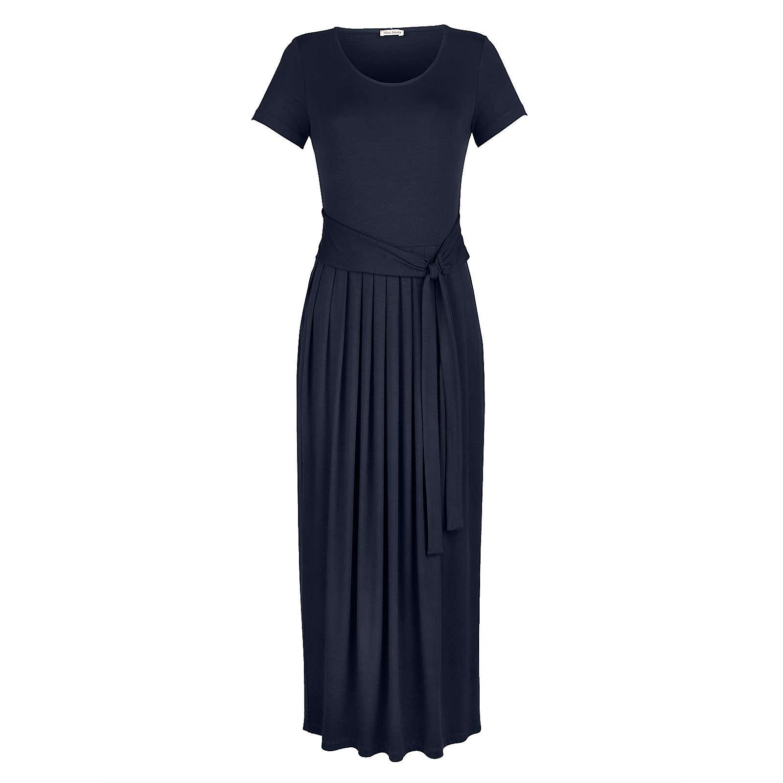 Alba Moda Kleid dunkelblau Damen Gr. 40