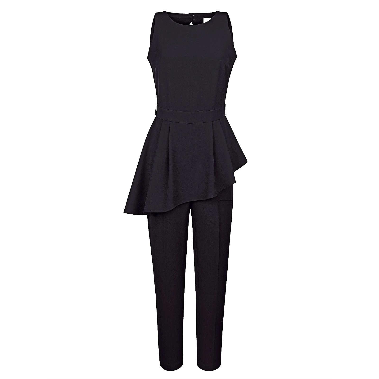 Alba Moda Jumpsuit schwarz Damen Gr. 40