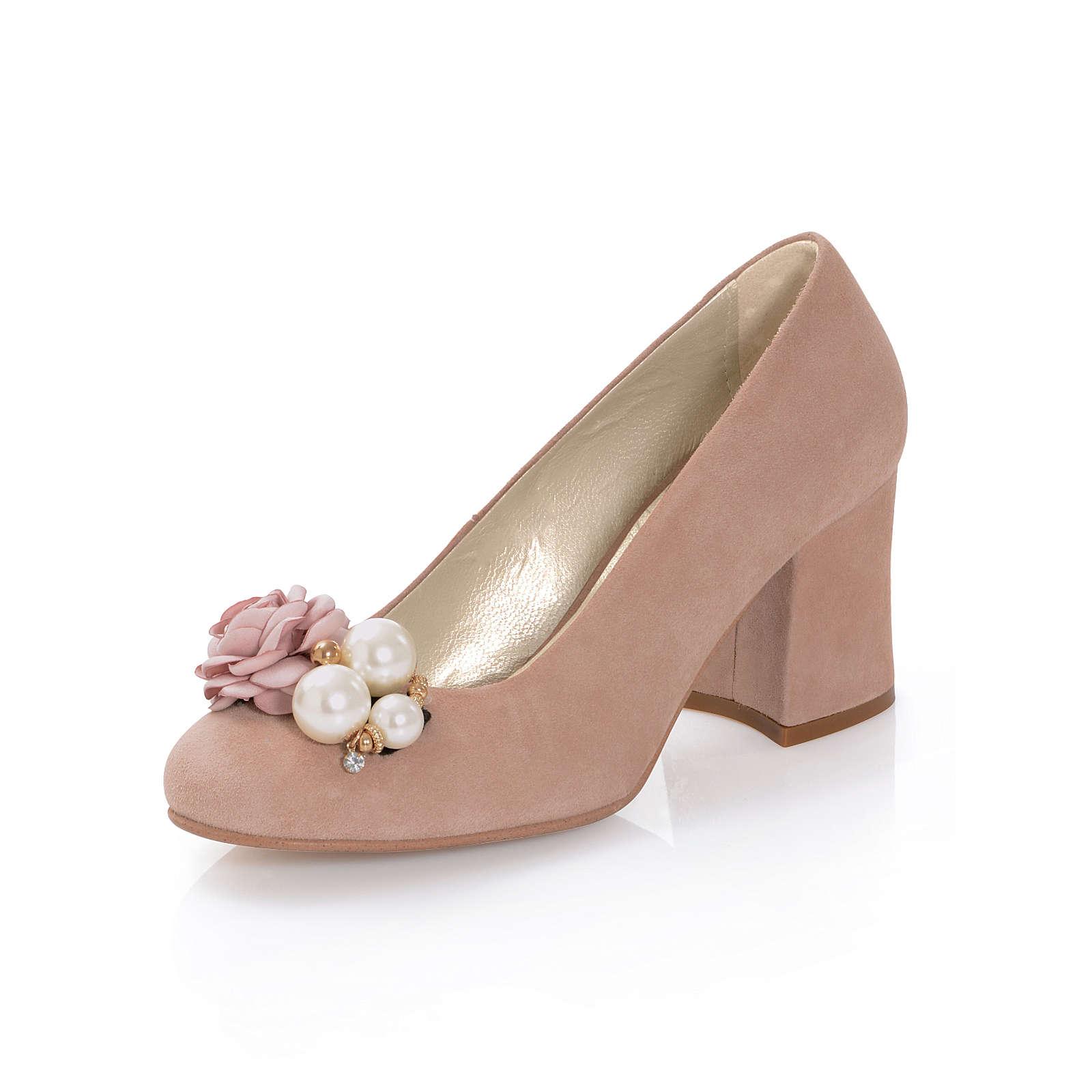 Alba Moda Pumps rosa Damen Gr. 38