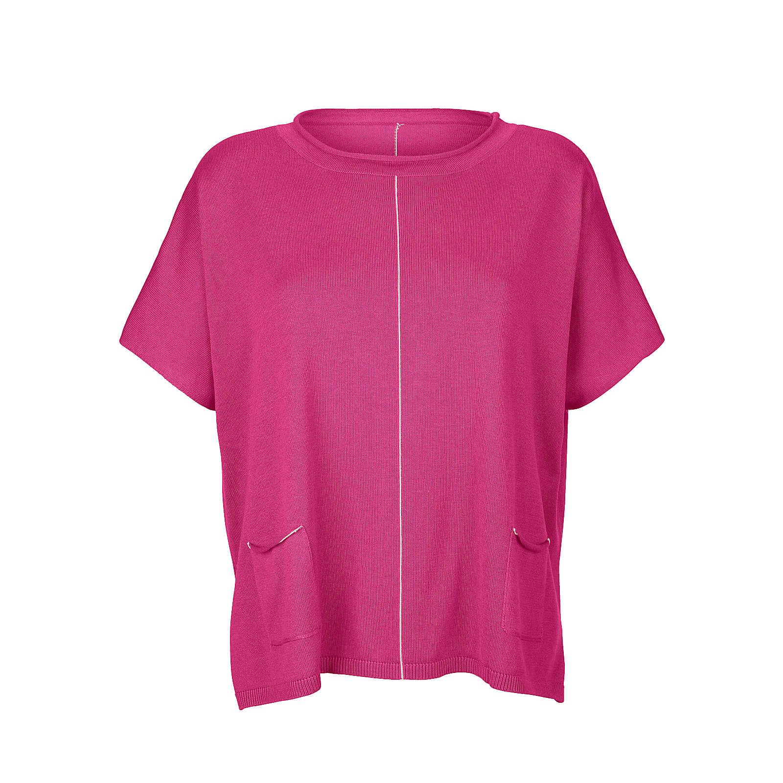 Alba Moda Pullover pink Damen Gr. 48/50