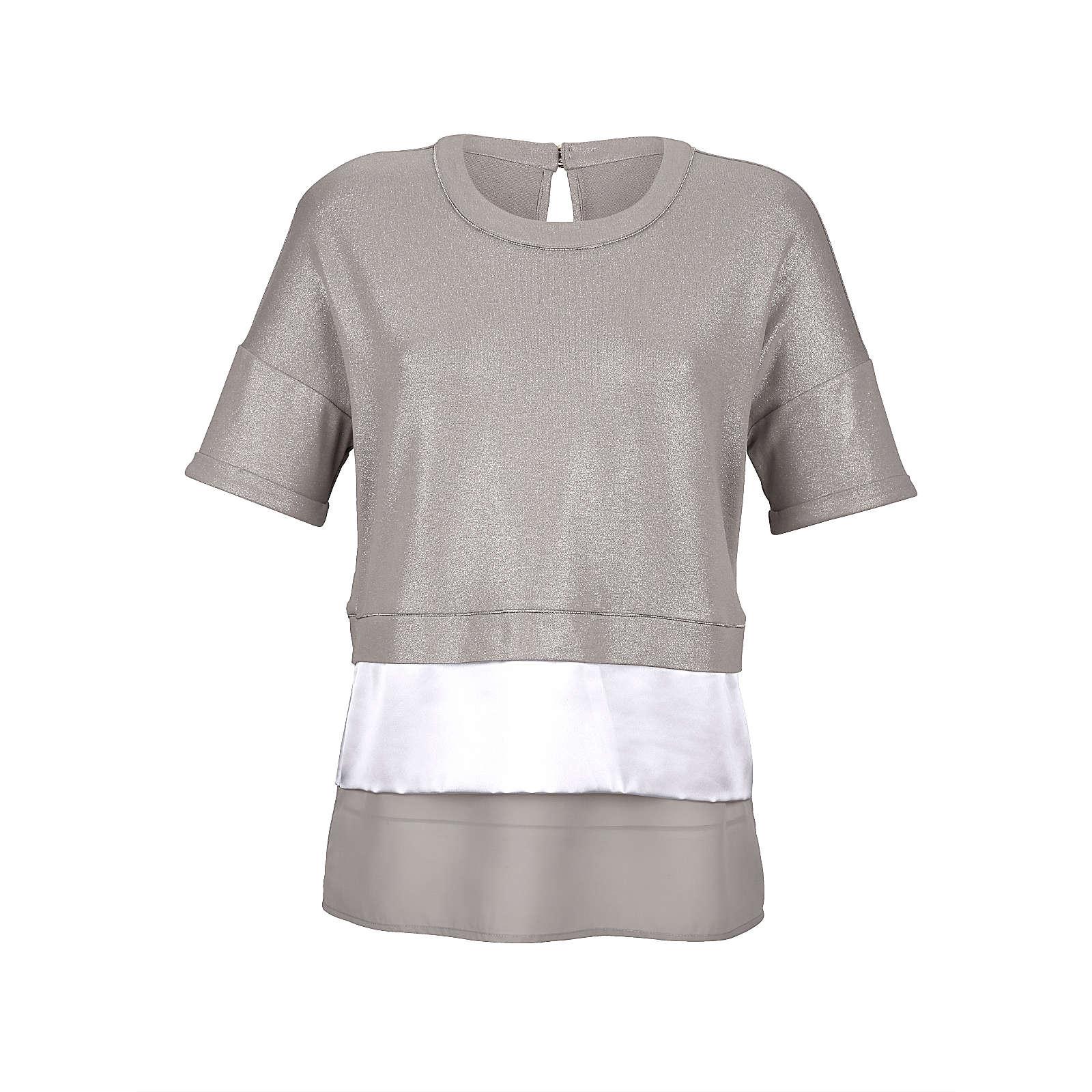 Alba Moda Shirt grau Damen Gr. 36