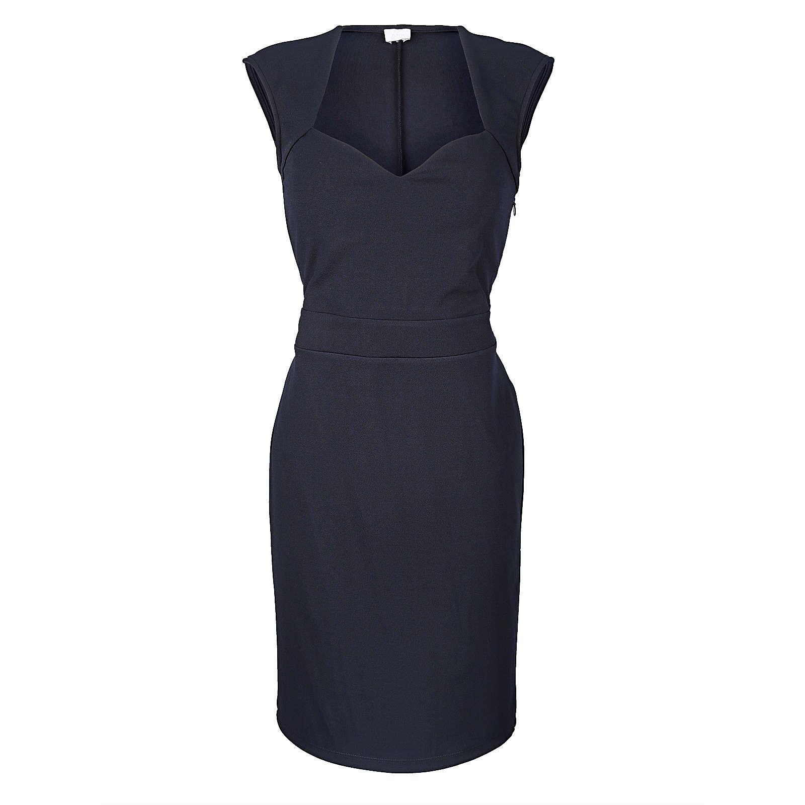 Alba Moda Kleid schwarz Damen Gr. 40