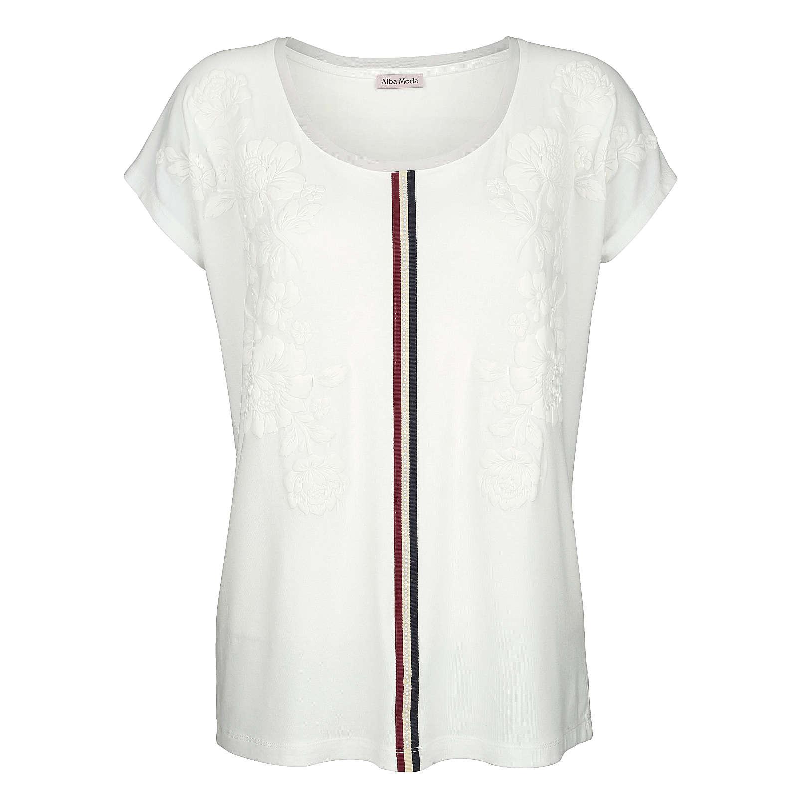 Alba Moda Shirt weiß Damen Gr. 34