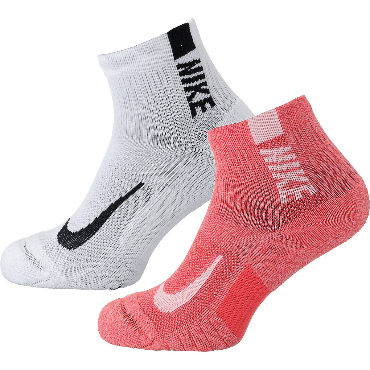 Weiße Nike Socken