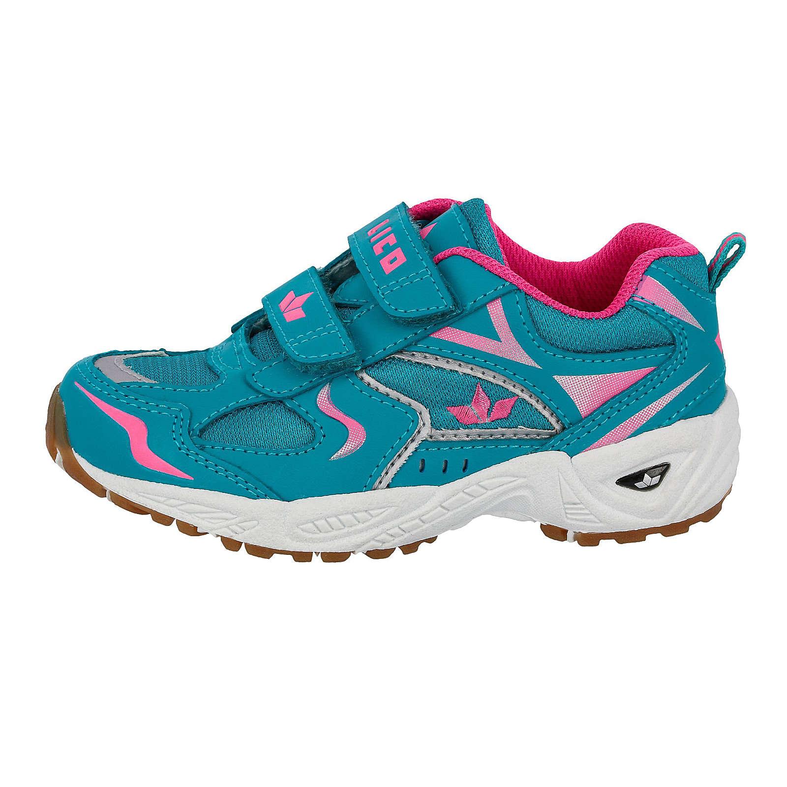 LICO Sportschuhe für Mädchen blau Mädchen Gr. 36
