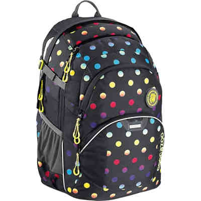 Schulrucksack JobJobber2 Magic Polka Colorful