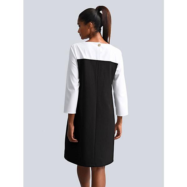 Moda Alba Alba Alba Moda Alba Kleid Schwarz Schwarz Kleid Kleid Schwarz Moda wO0PnXkZN8