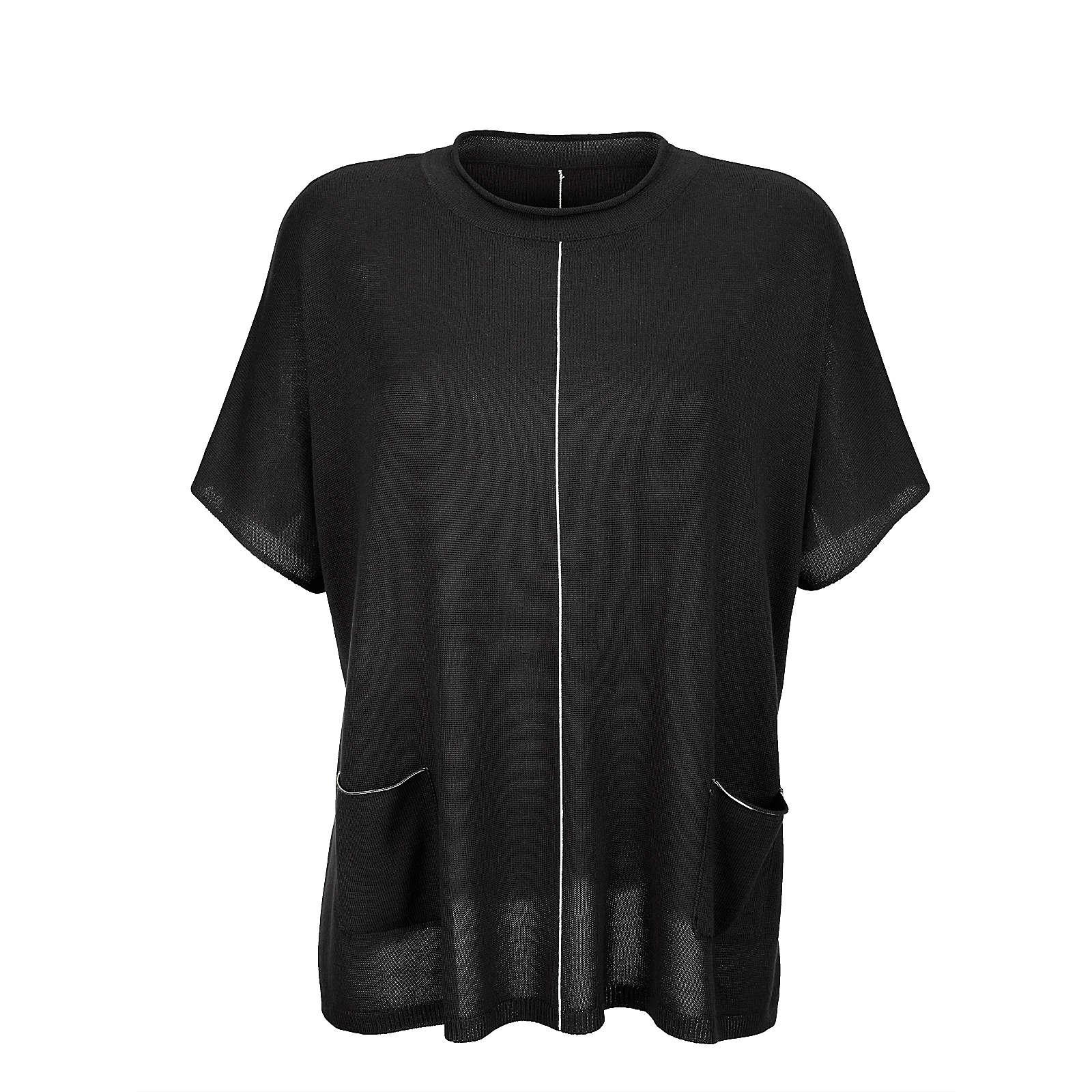 Alba Moda Pullover schwarz Damen Gr. 36/38