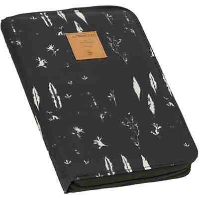 Mum's Organizer, Document Pouch, Feathers black