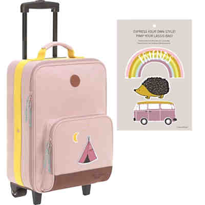 Trolley 4Kids, Adventure Tipi, pink