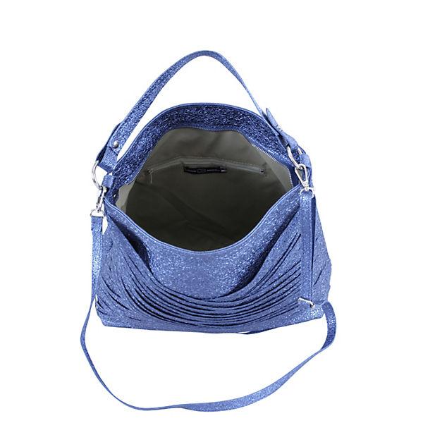 Handtaschen Collezione Roxana Ledertasche Blau Alessandro 4L5q3ARj