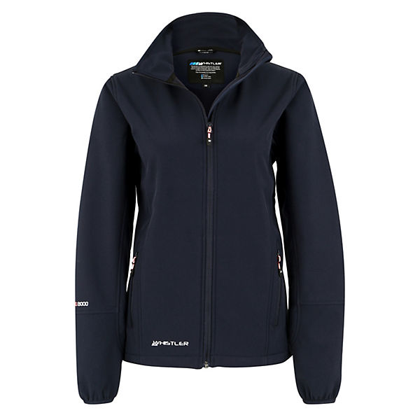 WHISTLER Softshelljacke Softshelljacken