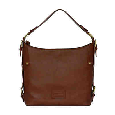 8a5140ca998f8 Silvio Tossi Lederhand- und Schultertasche mit Spezialschutzschicht  Handtaschen ...