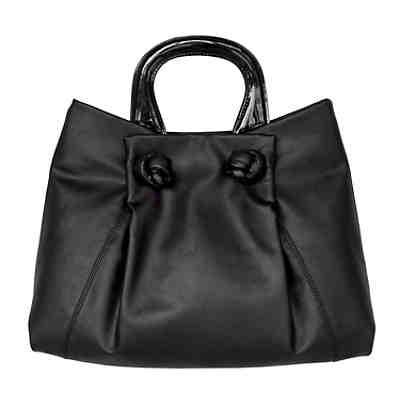 3b084d0c8f8f4 Silvio Tossi Lederhandtasche mit Spezialschutzschicht Handtaschen ...