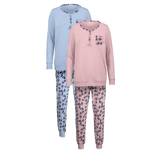 Harmony Harmony Schlafanzug Harmony Schlafanzug Mehrfarbig Schlafanzug Schlafanzug Mehrfarbig Mehrfarbig Harmony SMVqpGUz