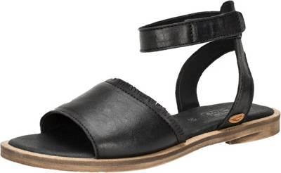 camel active, Heat 72 Klassische Sandalen, schwarz