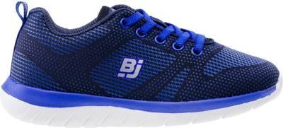 Inlineskating Turnschuhe Kinder Nike blau weiss orange Grösse 29