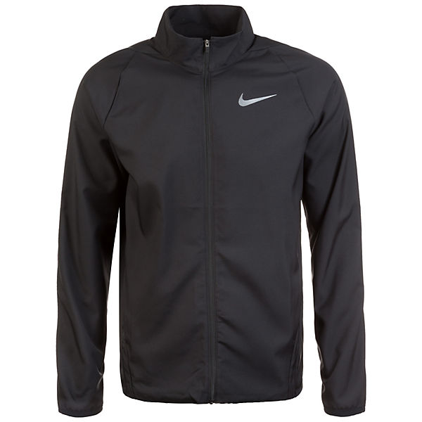 Team Woven Herren Performance Dry Trainingsjacke Nike Schwarz PZuwiTOkX