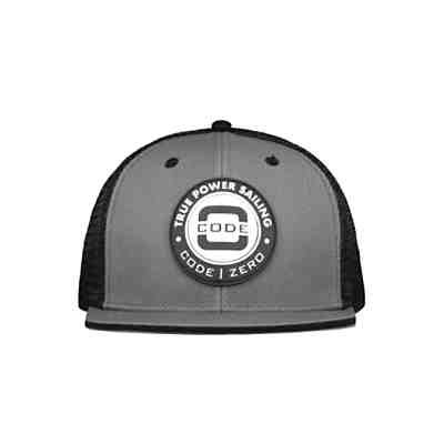 CODE-ZERO Cap True Power Mesh Flat Cap Caps