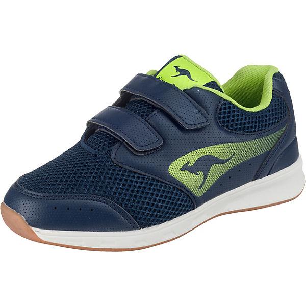 Gutes Angebot KangaROOS Sportschuhe Rodo V für Jungen blau
