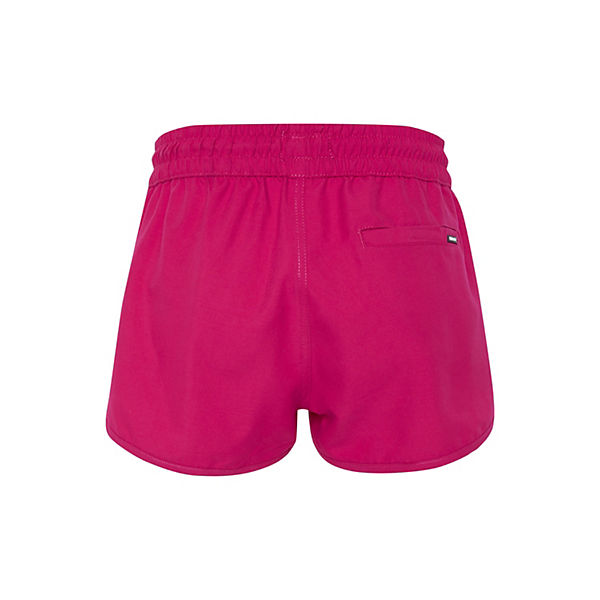 Einfarbig Badeshorts Chiemsee Pink Kordelzug Mit EHWDI92