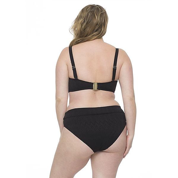 Bandeau top Sapph Schwarz Bikini Cosmopolitan oberteile Bikini TXkuZiwOP