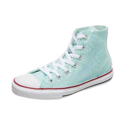 Chuck Taylor All Star Sparkle High Sneakers Low für Mädchen