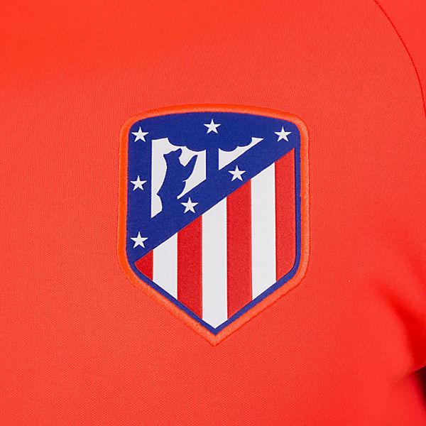Nike Performance Squad Rot Dry Herren Madrid Atletico Longsleeve kuXiTOPZ
