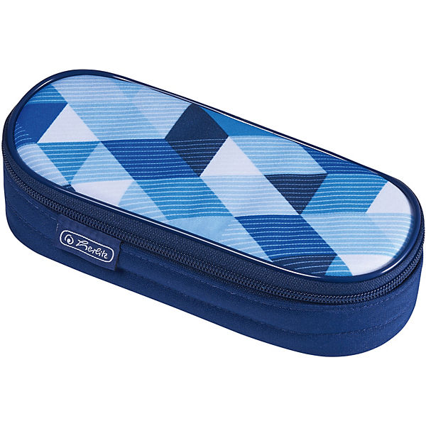 Etui-Box Blue Cubes