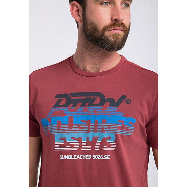 shirt Braun T Industries Petrol Men shQrxCdBt