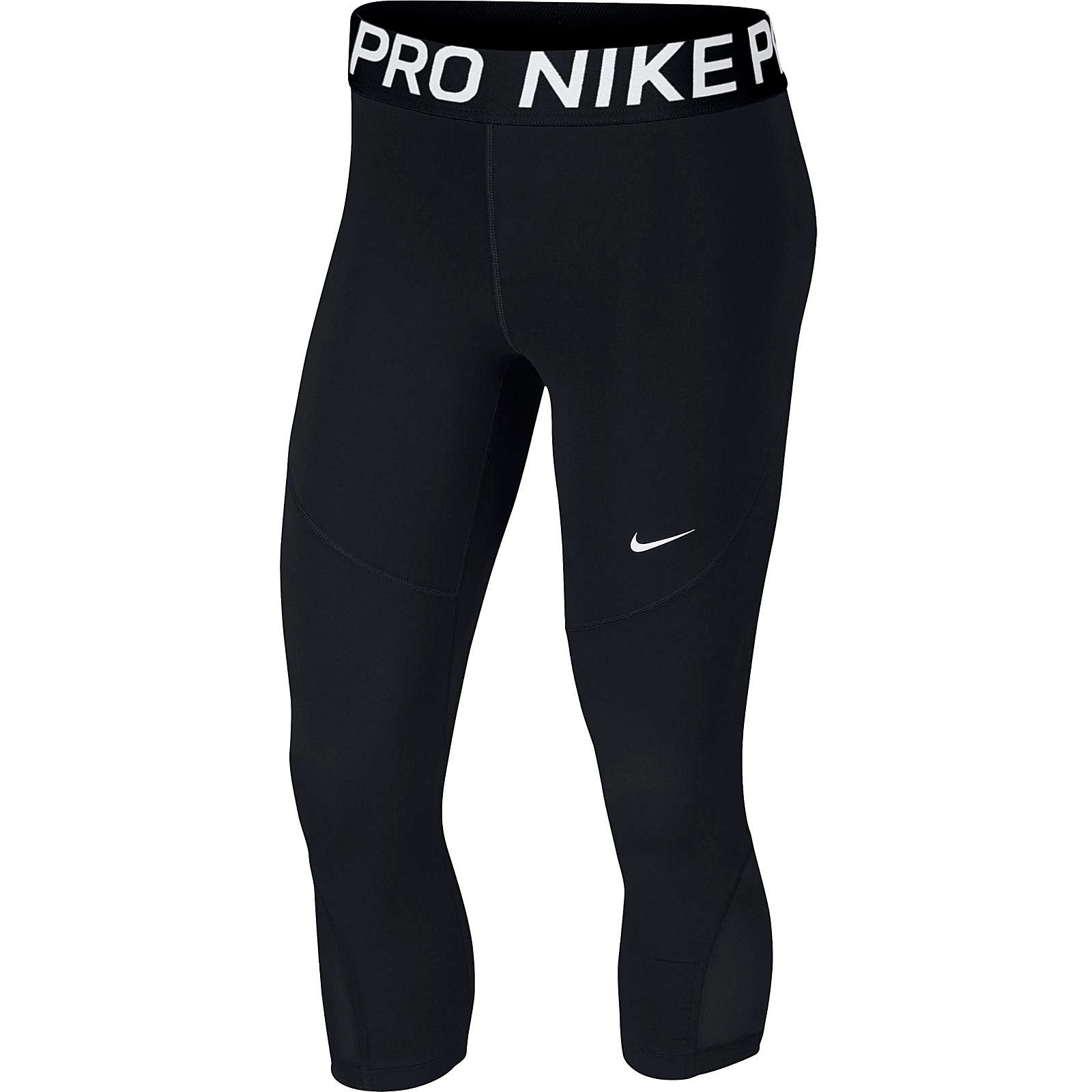 Nike Performance Tights Pro Sportleggings schwarz Damen Gr. 36