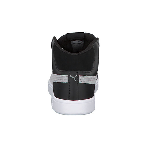 schwarz Puretex Sneakers V2 Sneaker Low Grau Mid 01 Unisex Smash 367853 Puma BdsCxthQr