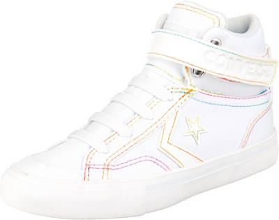 CONVERSE, Sneakers High PRO BLAZE STRAP HI für Mädchen, weiß