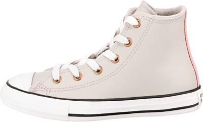 CONVERSE, Sneakers High CTAS HI Die Eiskönigin 2 für Mädchen, weiß