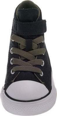CONVERSE, Baby Sneakers High CTAS 1V HI für Jungen, schwarz