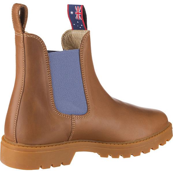 Blue Boots Braun Sydney Heeler Chelsea AqWwPrAHtx