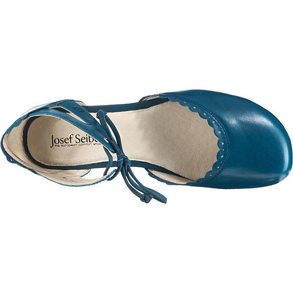 47 ballerinas Seibel Komfort Fiona Josef Blau aOEqzn