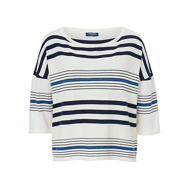 Conleys Blue Blau Conleys Blue Pullover E2WD9IH